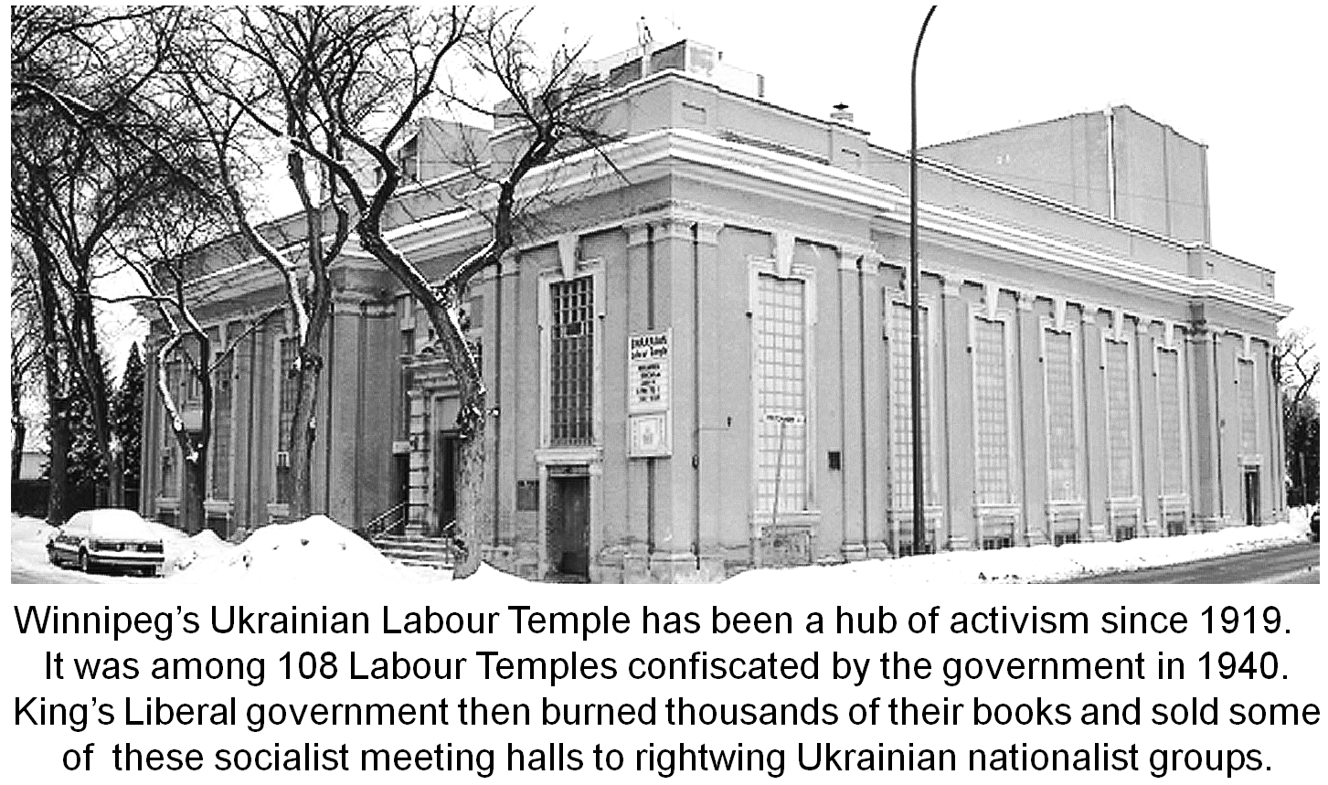 Winnipeg Labour Temple