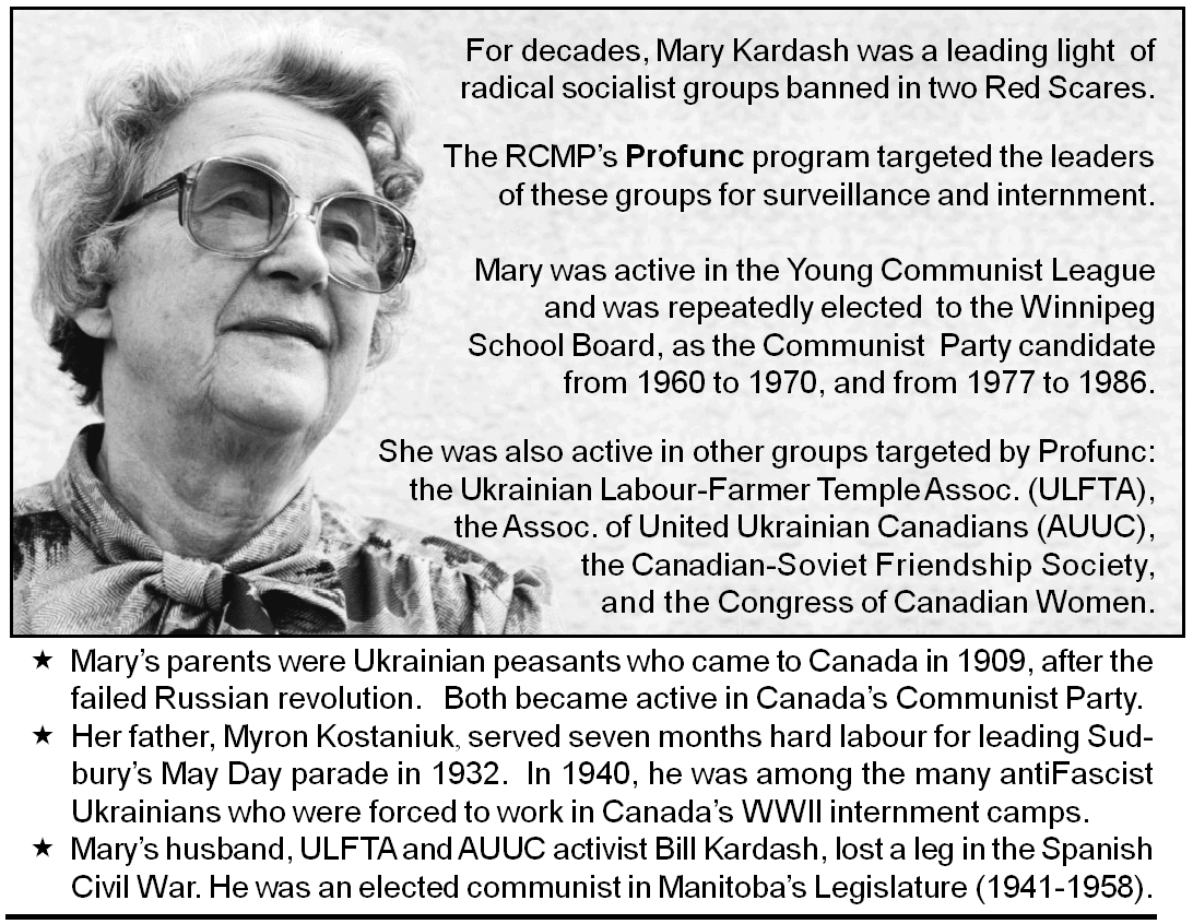 Mary Kardash