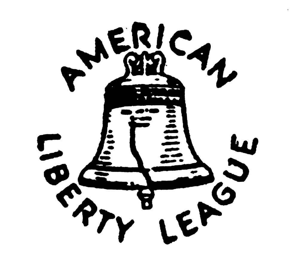 American Liberty League - logo