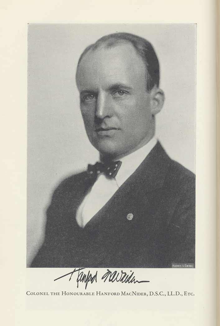 Hanford MacNider